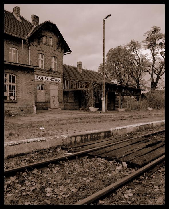Bolechowo - Stacja kolejowa