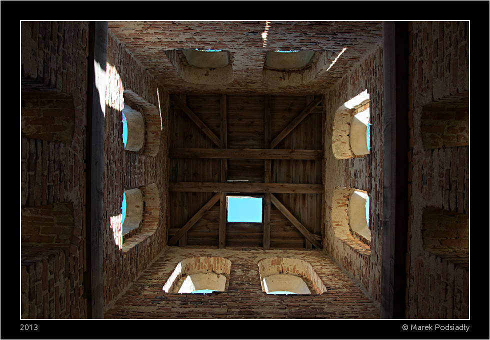Dwonnica – strop