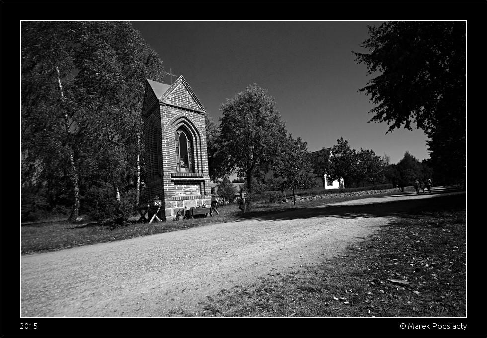 Kapliczka murowana
