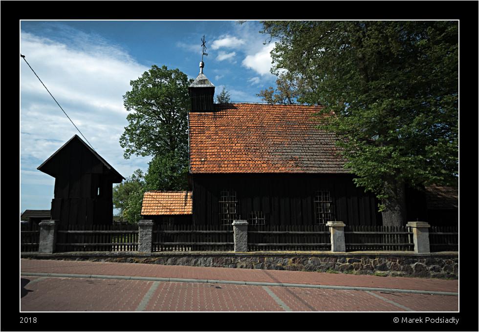Kościół drewniany