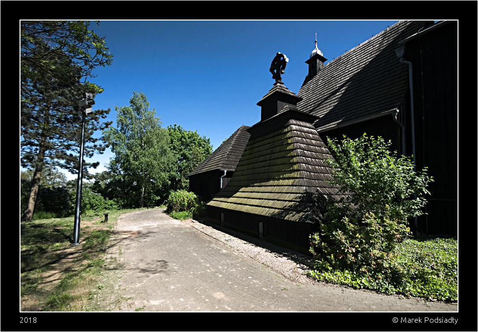Kaplica grobowa Cieszkowskich