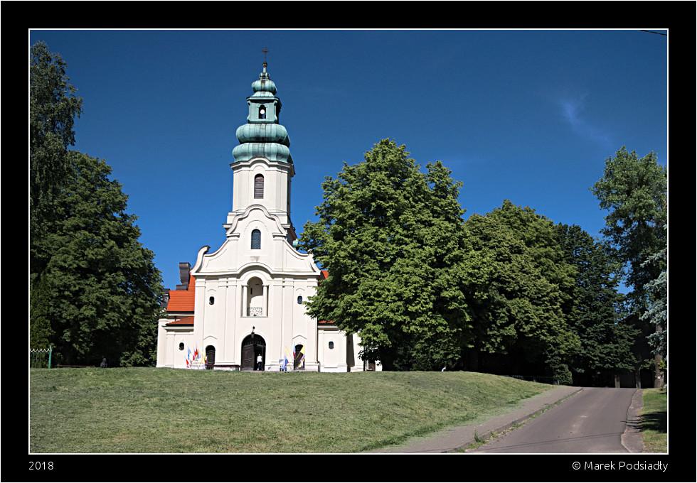 Sanktuarium Matki Bożej Dąbrowieckiej