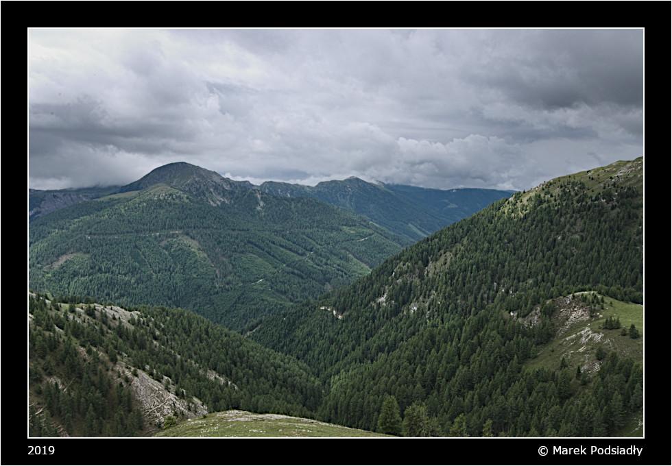 Krajobraz alpejski