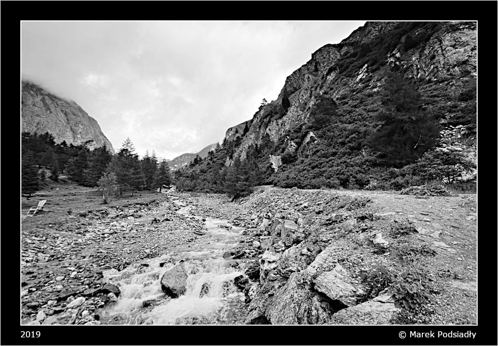 Górski strumień