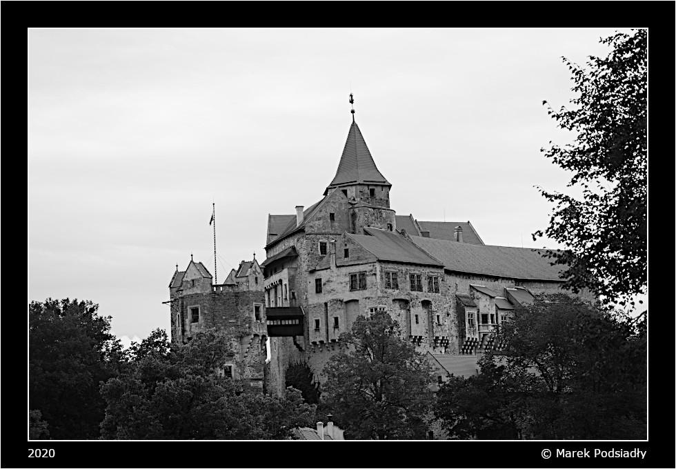 Zamek Pernštejn