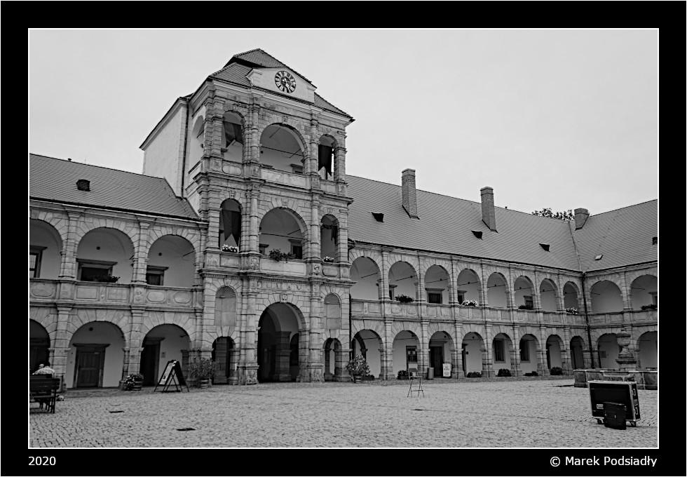 Moravská Třebová - zamek