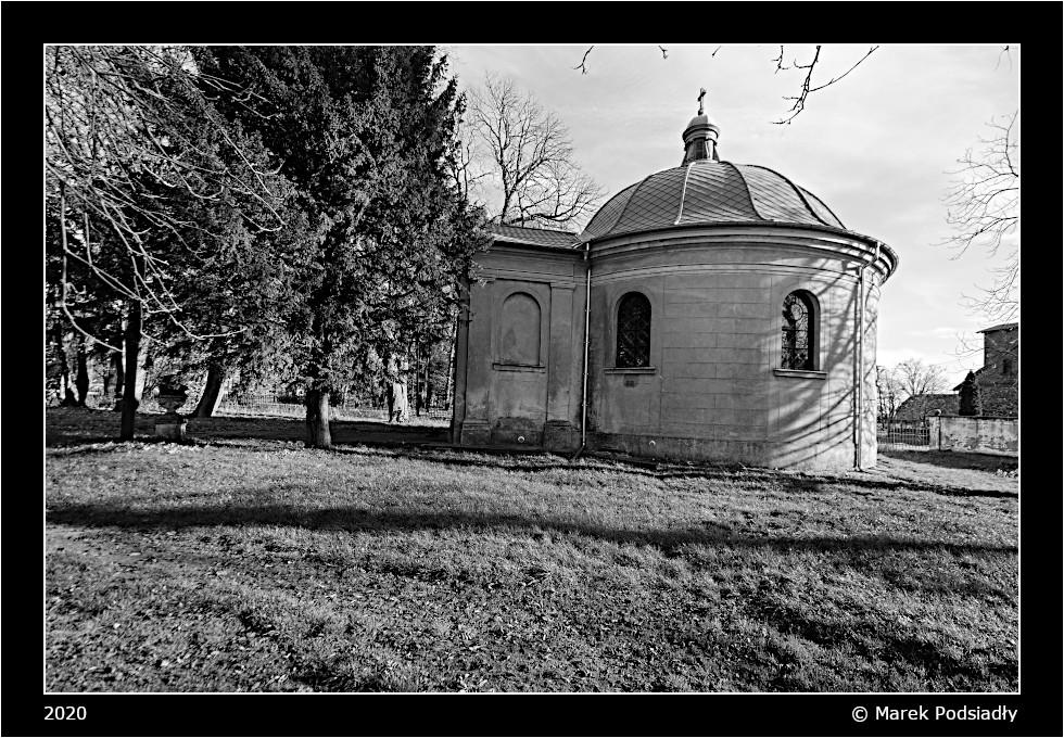 Kaplica w Wąsowie